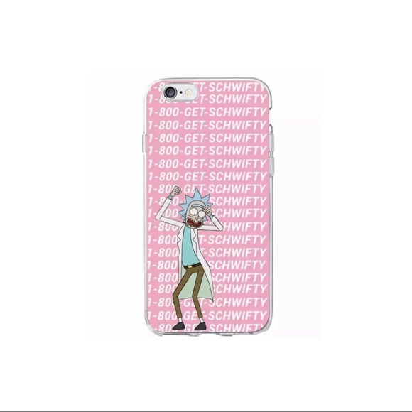 first rate c6dca 8c4b3 Rick and Morty iPhone 6/6s Case *Brand New* NWT